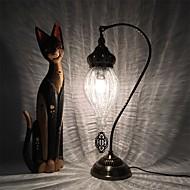 billige Lamper-Moderne / Traditionel / Klassisk LED / Nytt Design / Dekorativ Bordlampe Til Innendørs / butikker / cafeer Metall AC100-240V Hvit