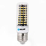billige Kornpærer med LED-1pc 15 W 1200-1500 lm E26 / E27 LED-kornpærer T 80 LED perler SMD 5733 Dekorativ Varm hvit / Kjølig hvit 220-240 V / 1 stk. / RoHs