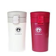 billiga Dricksglas-Dryckes vakuum Cup Stål + Plast / Rostfritt stål / PP+ABS Bärbar / värmelagrande Kontor / Karriär / Företag