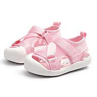 baratos Sapatos de Menino-Para Meninos / Para Meninas Sapatos Com Transparência Verão Conforto Sandálias para Bébé Preto / Cinzento / Rosa claro