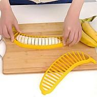 tanie Akcesoria do owoców i warzyw-1 szt. Narzędzia kuchenne Plastik Narzędzia / Kreatywny gadżet kuchenny Narzędzia DIY Akcesoria kuchenne / Banan
