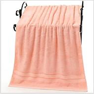 baratos Toalha de Banho-Qualidade superior Toalha de Banho, Sólido Poliéster / Algodão Banheiro 1 pcs