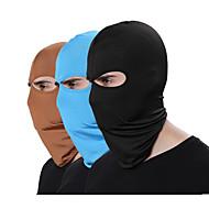 Masque de protection contre la pollution Bleu Gris gris foncé Respirable Evacuation de l'humidité Résistant à la poussière Activités Extérieures Ski alpin Vélo Cyclisme Tous Couleur unie Polyester