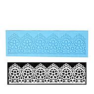 natychmiastowa koronka formy kremówka narzędzia cukier formy silikonowe ciasto dekoracji
