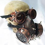 Doctor de plaga Inspiración Vintage Disfraz Todo Baile de Máscaras Máscara Gafas de Protección Dorado Cosecha Cosplay
