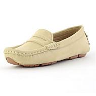 baratos Sapatos de Menino-Para Meninos / Para Meninas Sapatos Sintéticos Primavera & Outono Conforto / Primeiros Passos Mocassins e Slip-Ons para Infantil / Adolescente Vermelho / Verde / Azul