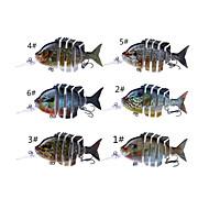 billiga Fiske-1 pcs Hårt bete / Fiskbete / Fisketillbehör Hårt bete Plastik / Kolstål Slitsäker / Lätt och bekvämt / Lätt att använda Sjöfiske / Kastfiske / Spinnfiske