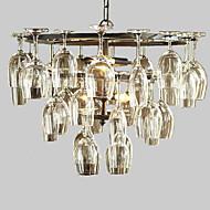 billige Takbelysning og vifter-4-Light Anheng Lys Omgivelseslys Malte Finishes Metall Mini Stil 110-120V / 220-240V Pære ikke Inkludert / E12 / E14