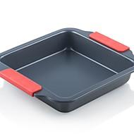 billige Kjeksverktøy-Bakeware verktøy Metall Multifunktion Kreativ Kjøkken Gadget For kjøkkenutstyr Kvadrat Dessertverktøy 1pc