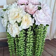 Искусственные Цветы 1 Филиал Классический Modern Вечные цветы Корзина Цветы