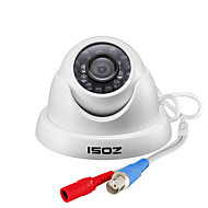 billige Overvåkningskameraer-ZOSI 1AC-4182B-W 1 / 2.7 CMOS IR kamera / Vanntett Kamera H.264 IP66
