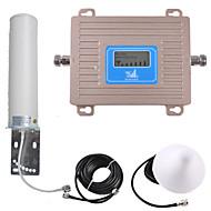 abordables -lcd / fdd-lte 4g amplificateur de signal de répéteur de signal de téléphone mobile à double bande (ul 2500-2570 mhz dl 2620-2690 mhz)