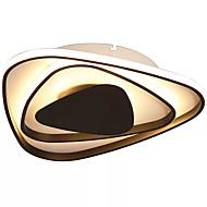 billige Taklamper-QIHengZhaoMing Skyllmonteringslys Omgivelseslys galvanisert Akryl 110-120V / 220-240V Varm Hvit / Hvit