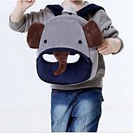 cheap School Bags-Boys' / Girls' Bags Polyester Backpack Zipper Blue