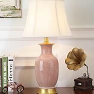 billige Lamper-Traditionel / Klassisk Nytt Design Bordlampe Til Soverom / Innendørs Keramikk 220V