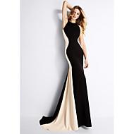 Γυναικεία Πάρτι Θήκη Φόρεμα Μακρύ Ψηλή Μέση