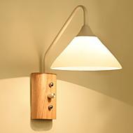 billige Vegglamper-Nytt Design Moderne Moderne Vegglamper Soverom / Innendørs Metall Vegglampe 220-240V 40 W
