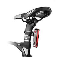 billige Sykkellykter og reflekser-Frontlys til sykkel / Baklys til sykkel LED Sykkellykter Sykling Vanntett, Bærbar, Kul 100 lm Oppladbart Batteri Rød Dagligdags Brug / Sykling - CoolChange