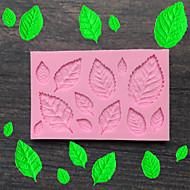feuille silicone moule fondant moule gâteau outils de décoration moule à chocolat moule de cuisson