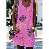 damska sukienka do kolan powyżej jasnoniebieska fioletowa różowa s m l xl