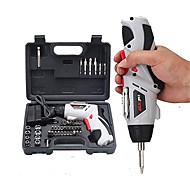 visseuse électrique sans fil rechargeable / perceuse à main multifonctionnelle / 4.8v
