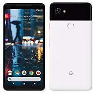 Google Pixel 2 XL 6 inch 64GB 4G älypuhelin - Kunnostetut(Valkoinen / Musta) / Qualcomm Snapdragon 835 / 12