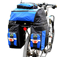 povoljno -FJQXZ 70 L Panniers & Rack Trunk 3 u 1 Prilagodljivo Velika zapremnina Torba za bicikl 1680D poliester Torba za bicikl Torbe za biciklizam Biciklizam / Bicikl / Vodootporno