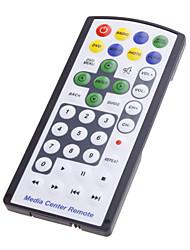 ir Multimedia-Fernbedienung mit USB-Empfänger für PC (1 * CR2025)