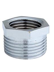 g1 / 2 mâle g3 / 4 femelle adaptateur tuyau adaptateur tuyau réducteurs adaptateur tuyau en laiton (0572-gx008)
