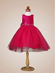 PEPPINA - Robe de Communion Taffetas Tulle