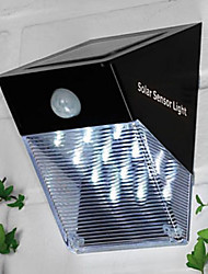 12LED Solar Powered Motion Sensor PIR Wall Mount Garden Path Yard Door Light Lamp
