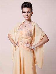 economico -lo stile elegante degli scialli dell'involucro delle donne del partito di cerimonia nuziale chiffon / sera