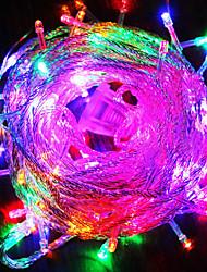 Недорогие -Свадьба Декор 80-свет красочный привело украшение строка (10м, 220В)