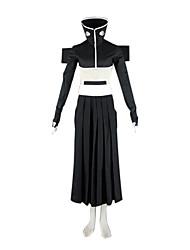 economico -Ispirato da Cosplay Cosplay Anime Costumi Cosplay Abiti Cosplay / Kimono Collage Maniche lungheCappotto / Pantaloncini Hakama / Guanti /