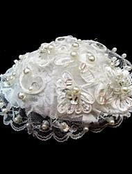 ieftine -Femei Dantelă Imitație de Perle Diadema-Nuntă Ocazie specială Flori
