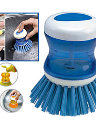 cheap -Kitchen Helper Pot Pan Cleaning Brush