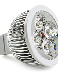 gu5.3 (MR16) LED-Strahler 4 High Power LED 360lm natürliche weiße 5000k DC 12V