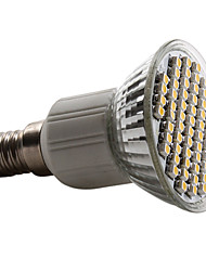 cheap -E14 GU10 E26/E27 LED Spotlight PAR38 60 leds SMD 3528 Warm White Natural White 2800lm 2800KK AC 220-240V