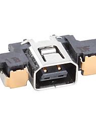 Недорогие -Запасные части Назначение Nintendo 3DS Запасные части пластик Ед. изм