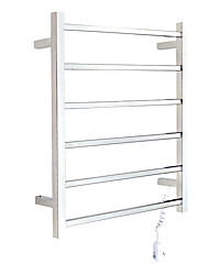 cheap -Towel Bar High Quality Contemporary Stainless Steel 1 pc - Hotel bath Towel Warmer