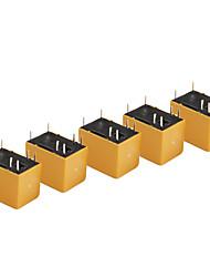 baratos -5 peças hk4100f-DC5V-SHG volts relé de 6 pinos diy