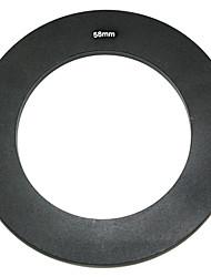 Anello adattatore 58 millimetri per Cokin P Series
