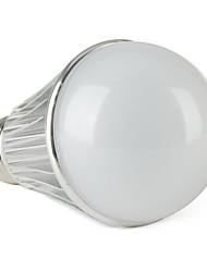 preiswerte -630 lm E26 / E27 LED Kugelbirnen G60 7 LED-Perlen Natürliches Weiß