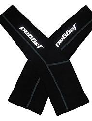 Sleeves Bike Quick Dry Fleece Lining Men's Black 100% Polyester