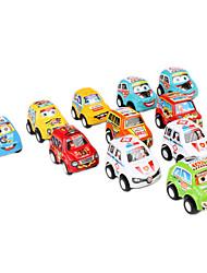 Недорогие -мини-автомобили отступить и пойти игрушки для детей (11-упаковка)