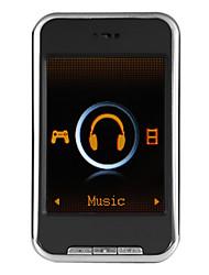 billige -Hot Sale 2,8 tommer touch screen MP5 afspiller FM / Voice Recorder 4GB