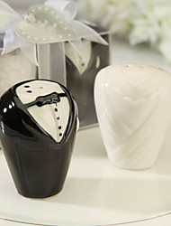 Wedding Bridal Shower Ceramic Kitchen Tools Classic Theme-2 8*3.5*6cm