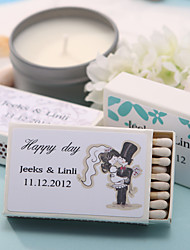 Hard Card Paper Wedding Decorations Classic Theme