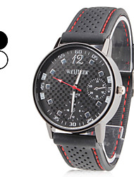 Men's Watch Dress Watch Simple Design With Plastic Band Wrist Watch Cool Watch Unique Watch Fashion Watch