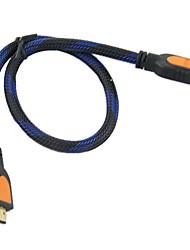 abordables -HDMI 1.3 Câble, HDMI 1.3 to HDMI 1.3 Câble Male - Male 0,5m (1.5ft)